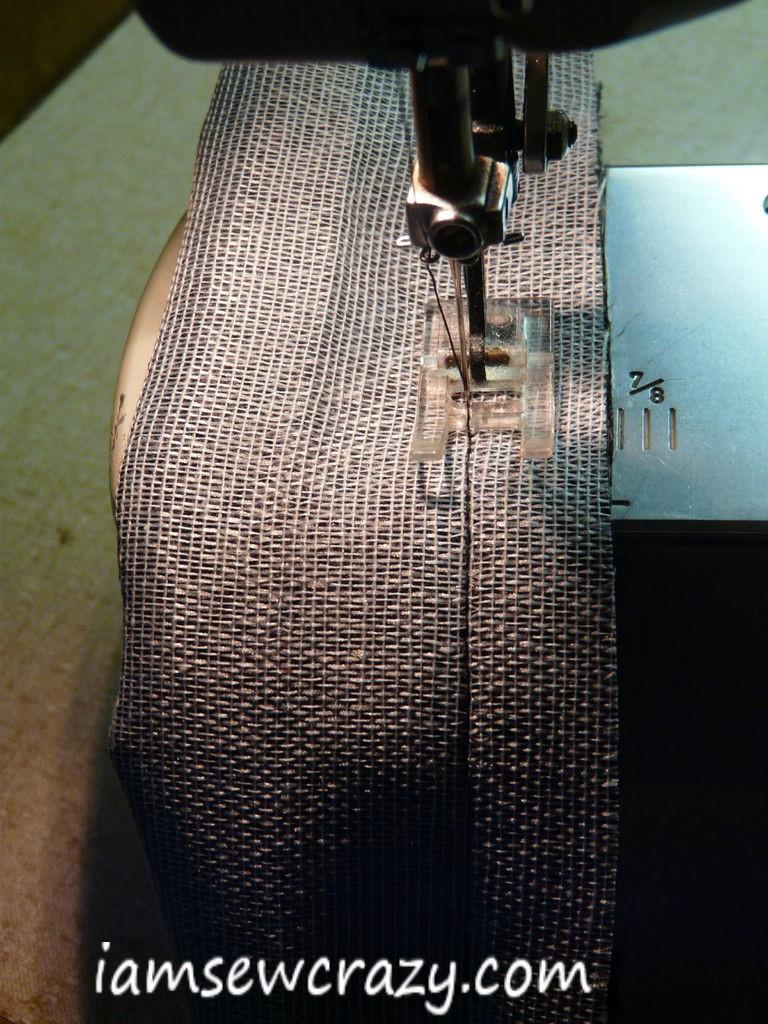making tote bag handles
