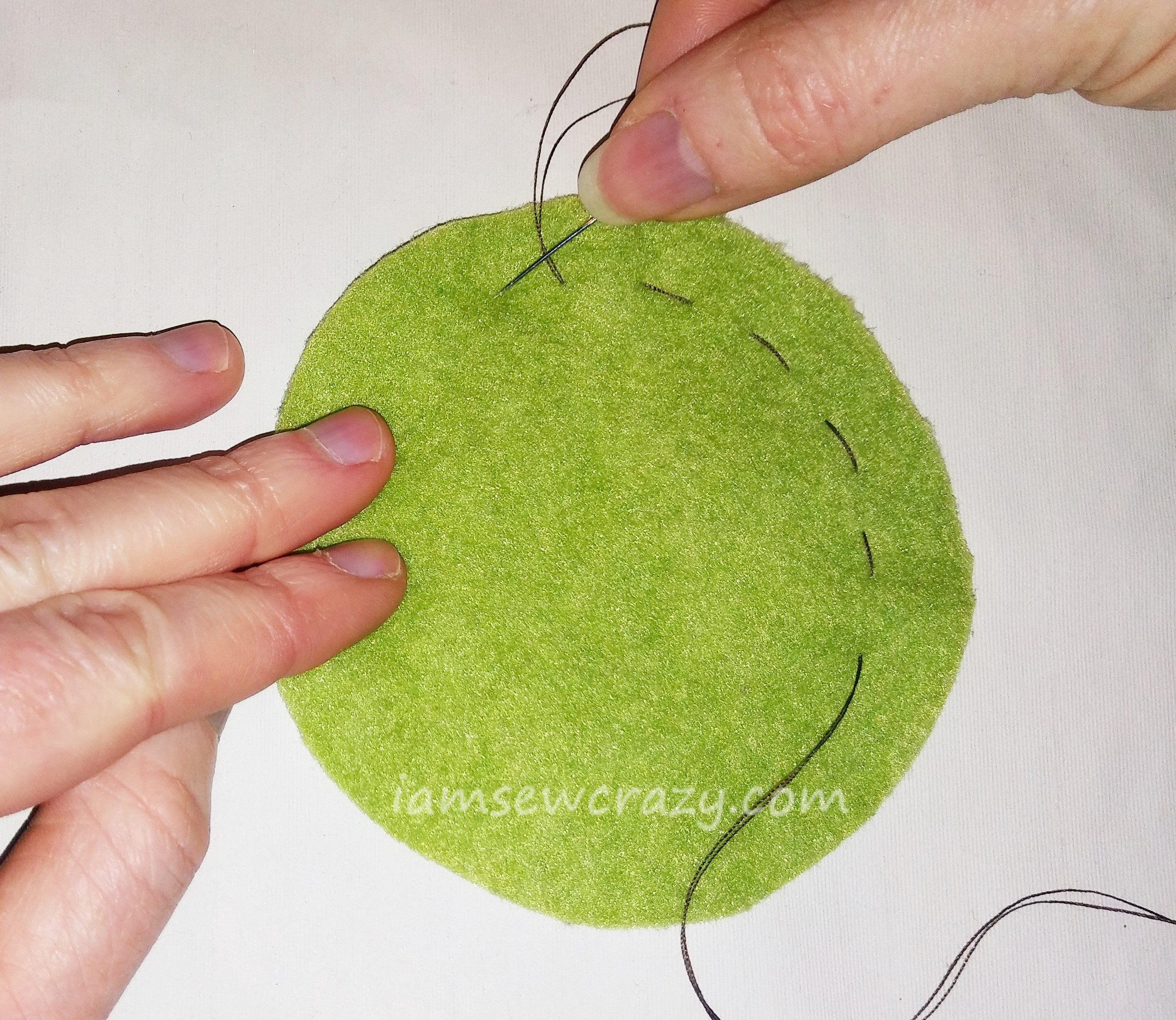 how to sew pet toys
