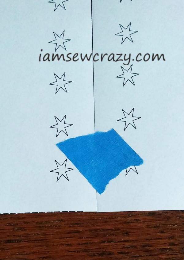 taping free sewing pattern