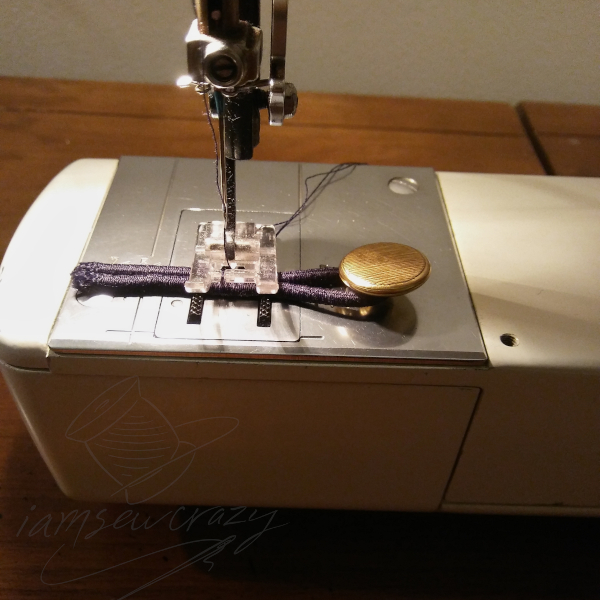 sewing waistband extender together