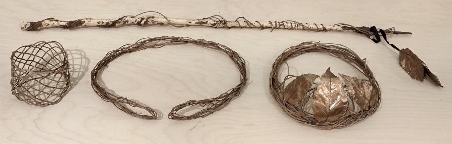 vine forest fairy accessories